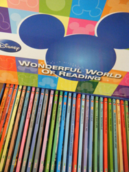 迪士尼 Wonderful World of Reading(28書+28CD/套)